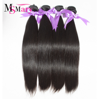Factory Stock Clearance For Sale Dropshipping Unprocessed Peruvian Hair Virgin Straight Human Hair