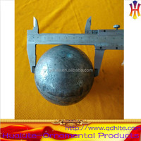 wrought iron hollow balls for gate decoration