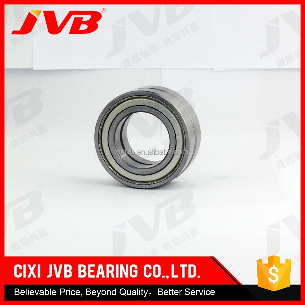 Low Price High Speed Precision Axial Load no noise Deep groove ball bearing 6007zzcm with sizes 35*64*37 6007 bearing