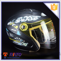 Best quality motorbike ABS helmet for sale