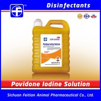 Povidone Iodine Solution / Disinfectant / Veterinary Disinfectant