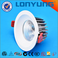 CET-093 cob led downlight katalog lampu downlight led