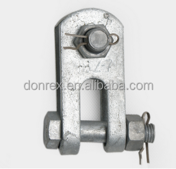 power fitting electrical Twisted Clevis-Clevis 7 UB Z ZS type
