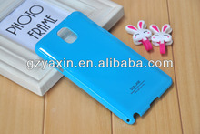 Case for samsung galaxy note 3 n9000 n9002 n9005,Colorful Clear Hard Case for Samsung galaxy note 3 N9000