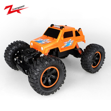 Auto rolling remote control 4WD car 1/14 RC crawler with professional parts
