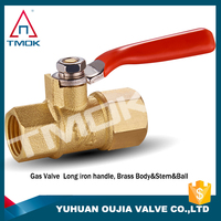 brass gas valve m/m sand blasted and nickel plated superior brass mini ball gas valve