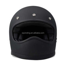 China Full Face Motorcycle Bike Helmet DOT Adult Off Road For Retro Sale
