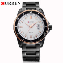 Wholesale China Watch Sport Curren Men Japanese Quartz watch wrist series