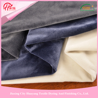 Bedding, home textile 100% polyester fabric suede