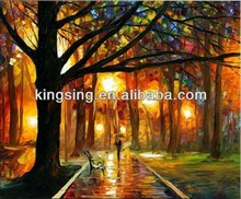 oil painting Canvas Prints ( 100% Handmade Artwork )