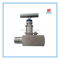Nantong Roke high pressure instrument stainless steel 316 gauge root valve