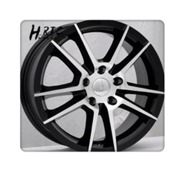 Hot selling aftermarket car wheel rims aluminum alloy wheel for suv for sale