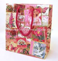 2012 Best-seller Wedding Door Gift Paper Bag