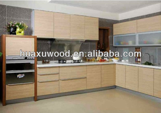PU paint board / Factory direct sales kitchen cabinet
