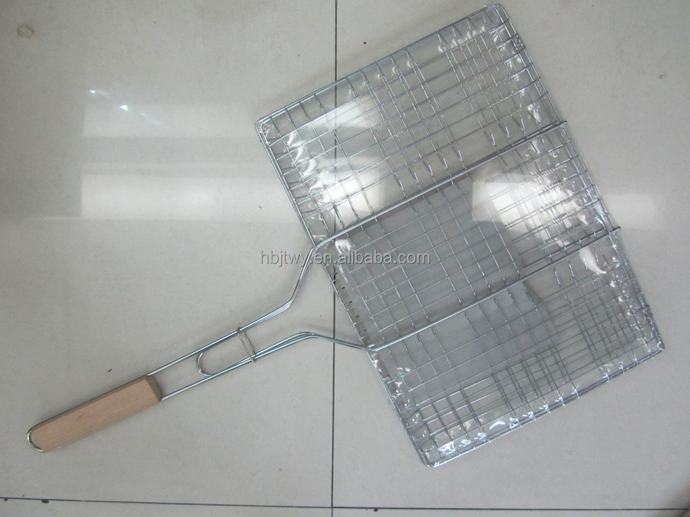 China supply stainless steel 304 barbecue grill wire mesh