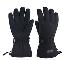 2017 Hotsale Factory OEM Mens Warmest Heated Ski Gloves