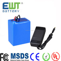 48v li-ion battery pack 20ah batteries electric scooter