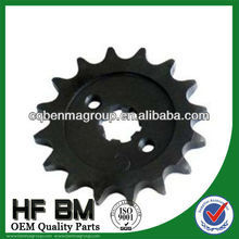 Top Quality Transmission Kit Front Wheel 428-16T, Sprocket Small 16T Crown Motorcycle Transmission Part
