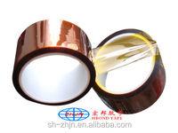 250mm*500mm*100m Single Sided Polyimide Film Adhesive Tape With RoHS