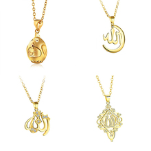 High quality 18K gold plated zinc alloy jewelry dragon pendant necklace for men and women