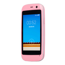 Cheap Phone 2.45 inch Android 4.4 MTK6572W Dual Core 512MB RAM 4GB ROM 3G Mini Mobile Phone Elephone Q