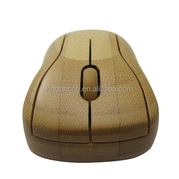 Wireless Wood Mouse Wireless Optical Wood Mouse for pc,bamboo mouse