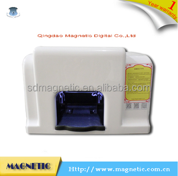 portable multifunctional personlized nail and flower printer