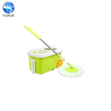 new design High Absorbent and Soft mop bucket with wheels
