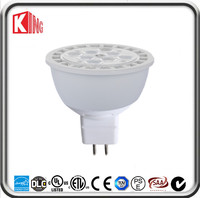 cold forging >83Ra mr 16 led light base 2700k led bulbs