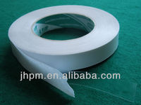 Transparent double sided adhesive tape, PET