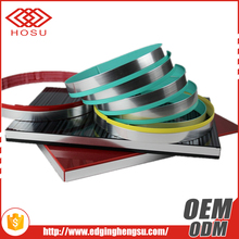 3D PVC edge banding,high gloss PVC edging strip