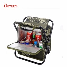 Fold Cooler Bag Chair Insulation Lunch Box Picnic Bag Picnic Basket Picnic Lunch Bag