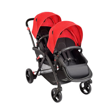 2018 baby strollers with leather baby strollers newborn