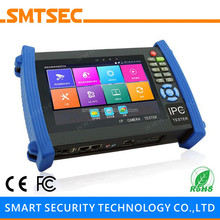 "IPC-6800ACT Plus 1920*1200 7"" Touch Screen H.265 4K Camera Tester Monitor AHD CVI TVI Analog IP Camera CCTV Tester"