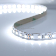low voltage SMD3528 60 leds/m flex led strip in pure white