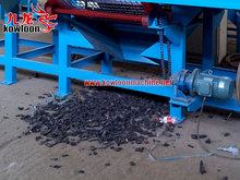 1200mm diameter waste tire shredder