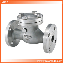 H44W-16P DN40 stainless steel non return check valve