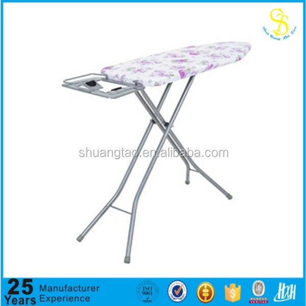 Hot sale folding ironing table, hanging ironing board