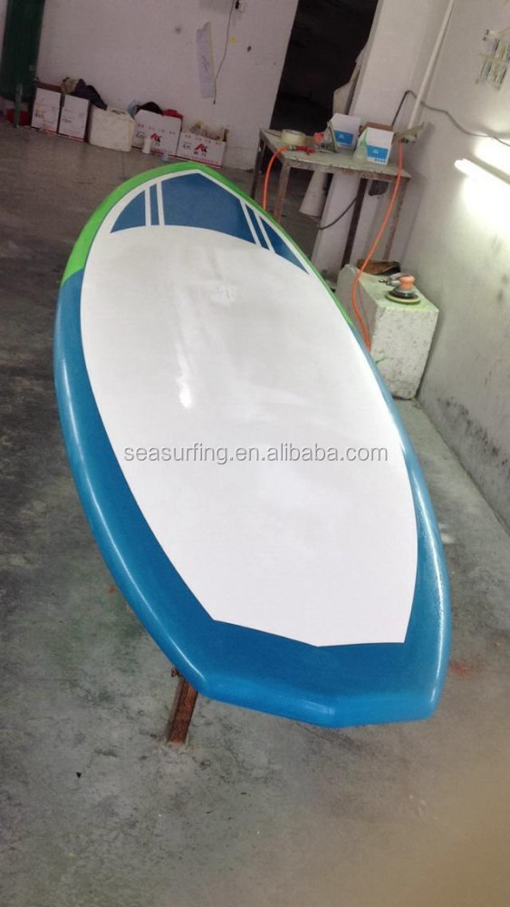 2016 NEW DESIGN Epoxy Wood Surfboard/EPS Sup Stand Up Paddle Board