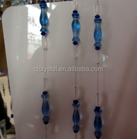 turkey turquoise loodr beads curtain,crystal crafts curtain,curtain