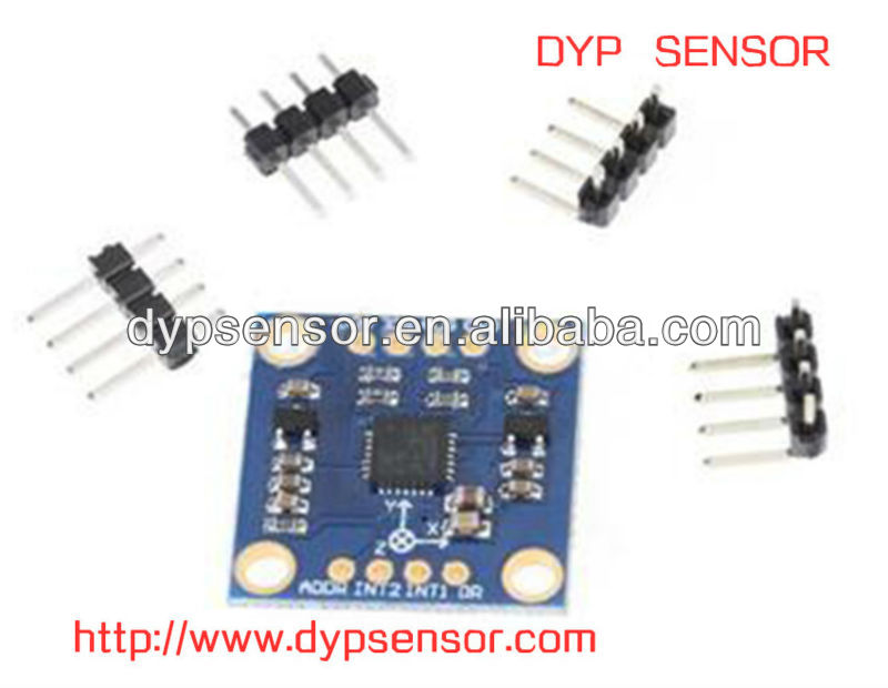The newly developed fall detector registers falls by comparing pressure changes between a sensor attached to the