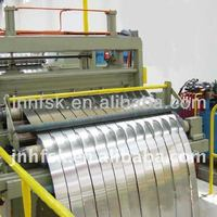 High Speed And Stable Slitting Line