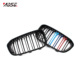 High Quality 1 Series F20 Gloss M Colour ABS Grille For BMW