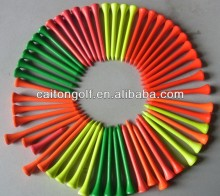 OEM 70mm Wooden Golf Tees