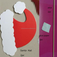 SANTA HAT PROP 70% balance payment for 50000pcs