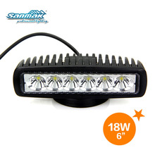 China largest manufacturer,high power led work light 18w,6000k,1260lm,SUV,ATV,OFF ROAD ,JEEP,HOTTEST PRODUCTS