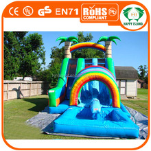 HI jumbo water slide inflatable,large water inflatables,big water slide inflatable