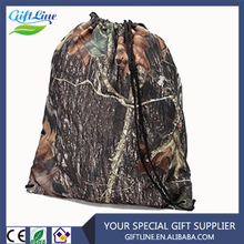 Sport Pack Shoe Bag Cotton Drawstring Bag for Packing Shoes