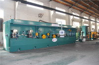 Heat-resistant steel precision roll forming machine
