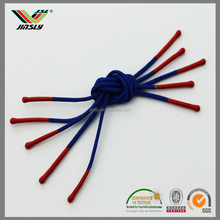 Alibaba Braided shoelace round polyurethane elastic cord swimming trunks cord